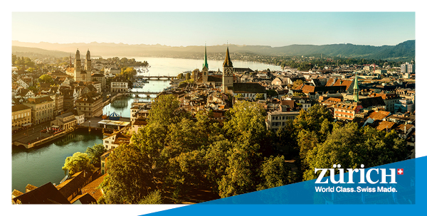 Zürich – World Class. Swiss Made.