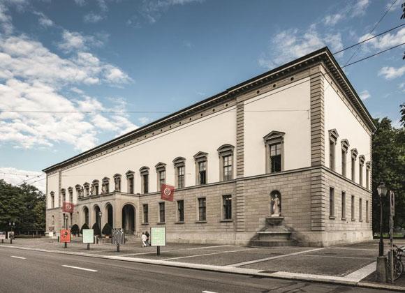 Kunst Museum Zürich