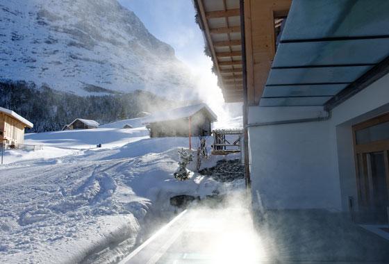 «Ski in Ski out»-hotels