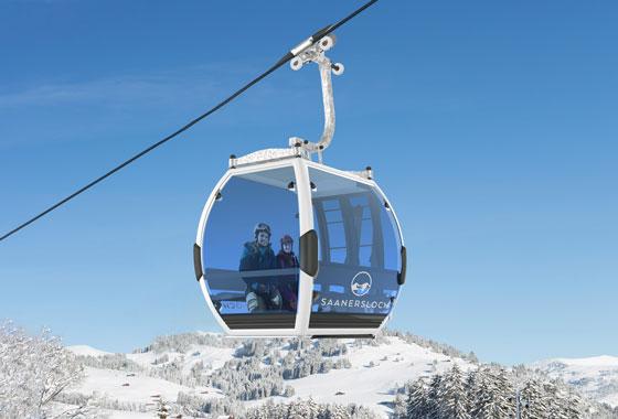 New gondola