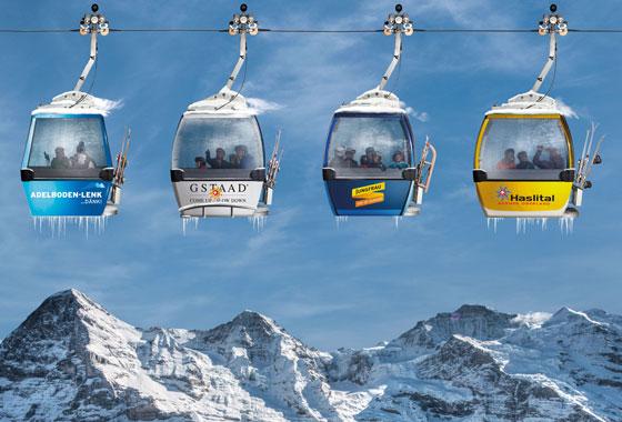 Top4 ski pass: Summer benefits